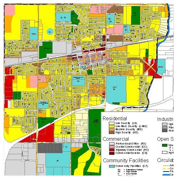 How Zoning Code Effects Church Property Use - Bushore Church